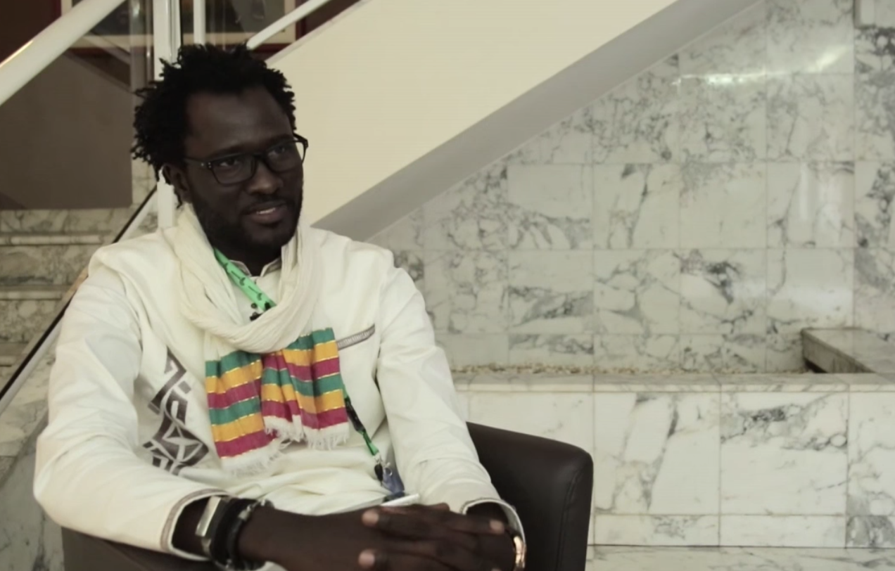 #AFRICTIVISTES - DAKAR2015 : Interview Cheikh Fall